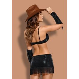 костюм  Sheriffia  (LXL, черный)