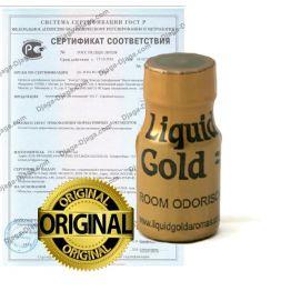 Попперс Liquid Gold 10 мл., 400454