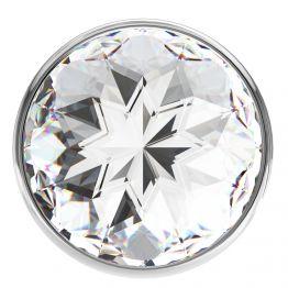 Анальная пробка Clear Sparkle Small 4009-01Lola
