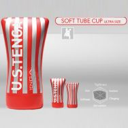 TENGA Мастурбатор Soft Tube US