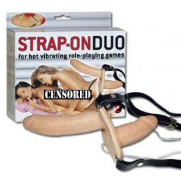 Strap-on DUO