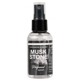 Парфюмированная вода для нижнего белья Natural Instinct, с  феромонами и ионами серебра Musk stone,