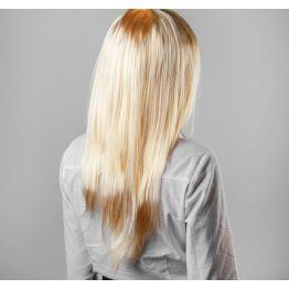 Карнавальный парик Красотка, цвет русый