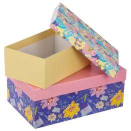 Коробка  Мазки  прямоугольные 5