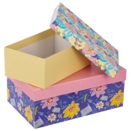 Коробка  Мазки  прямоугольные 9