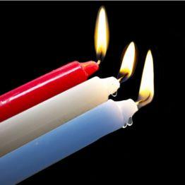 Свечи *Набор из 3-х свечей Wax Games, 774944