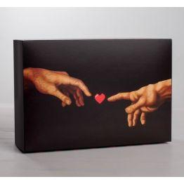 КОРОБКА СКЛАДНАЯ LOVE 16х23х7,5 см, арт. 4721306