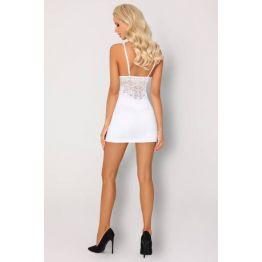 Сорочка и трусики Dolorsan белый (L-XL, белый)
