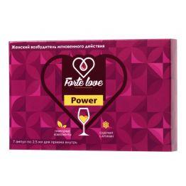 Капли для женщин Forte Love Power, 1 ампула  2,5 мл