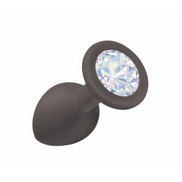 Анальная пробка Emotions Cutie Small Black moonstone crystal 4011-08Lola