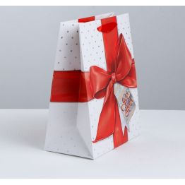 Пакет ламинированный вертикальный Особенному человеку, ML 23 × 27 × 11.5 см