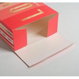 Коробка складная Любовь, 22 × 30 × 10 см 5276623
