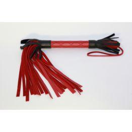 Плетка красно-черная 54012ars
