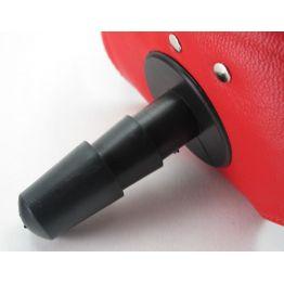 Трусики со штырьком для насадки красные 52017ars